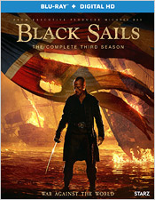 Black Sails: The Complete Third Season (Blu-ray Disc)