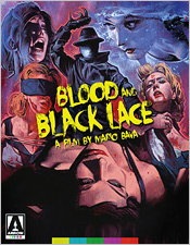Blood and Black Lace (Blu-ray Disc)