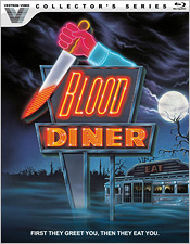 Blood Diner (Blu-ray Disc)
