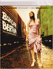 Boxcar Bertha (Blu-ray Disc)