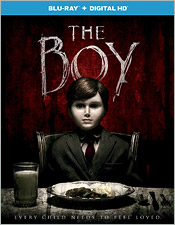 The Boy (Blu-ray Disc)