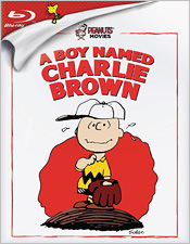 A Boy Named Charlie Brown (Blu-ray Disc)