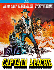 Captain Apache (Blu-ray Disc)