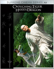 Crouching Tiger, Hidden Dragon: Supreme Cinema Series (Blu-ray Disc)