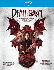 Deathgasm (Blu-ray Disc)