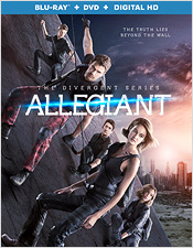 The Divergent Series: Allegiant (Blu-ray Disc)