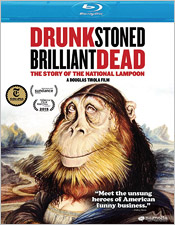 Drunk Stoned Brilliant Dead (Blu-ray Disc)