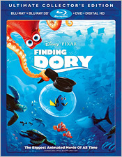 Finding Dory (Blu-ray 3D Combo)