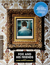 Fox and His Friends (Criterion Blu-ray Disc)