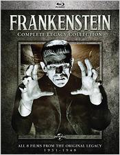 Frankenstein: The Complete Legacy Collection (Blu-ray Disc)