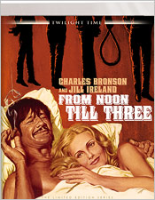 From Noon Til Three (Blu-ray Disc)