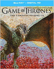 Game of Thrones: The Complete Seasons 1-6 (Blu-ray Disc)