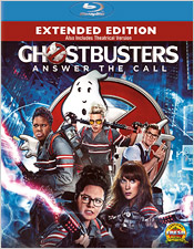Ghostbusters (2016 - Blu-ray Disc)