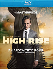 High-Rise (Blu-ray Disc)