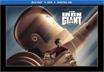 The Iron Giant: Signature Collection - UCE (Blu-ray Disc)