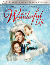 It's a Wonderful Life: Platinum Edition (Blu-ray Disc)