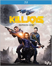 Kill Joys: Season One (Blu-ray Disc)