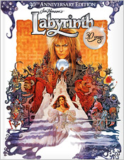 Labyrinth: 30th Anniversary Edition (Blu-ray Disc)