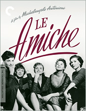 Le Amiche (Criterion Blu-ray Disc)