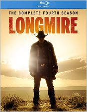Longmire: The Complete Fourth Season (Blu-ray Disc)