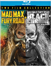 Mad Max: Fury Road/Black and Chrome (Blu-ray Disc)