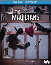 The Magicians: Season One (Blu-ray Disc)