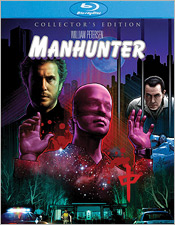 Manhunter: Collector's Edition (Blu-ray Disc)