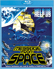 Message from Space (Blu-ray Disc)