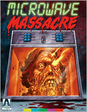 Microwave Massacre (Blu-ray Disc)