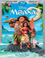 Moana (Blu-ray Disc)