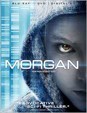 Morgan (Blu-ray Disc)