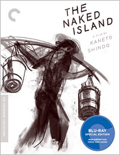 The Naked Island (Criterion Blu-ray Disc)