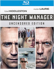 The Night Manager (Blu-ray Disc)