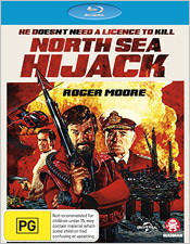 North Sea Hijack (aka ffolkes) (Blu-ray Disc)