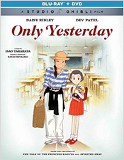 Only Yesterday (Blu-ray Disc)
