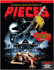 Pieces: Deluxe Edition (Blu-ray Disc)