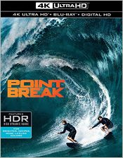Point Break (4K Ultra HD Blu-ray)
