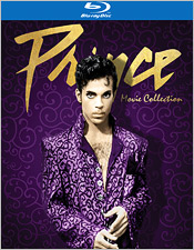 Prince Movie Collection (Blu-ray Disc)