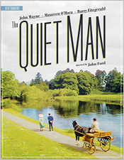 The Quiet Man: Olive Signature Series (Blu-ray Disc)
