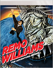Remo Williams: The Adventure Continues... (Blu-ray Disc)