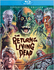 The Return of the Living Dead: Collector's Edition (Blu-ray Disc)