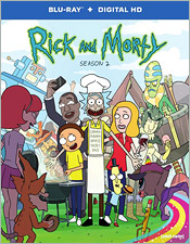 Rick and Morty: Season 2 (Blu-ray Disc)