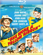 She Wore a Yellow Ribbon (Blu-ray Disc)