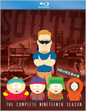 South Park: Season 19 (Blu-ray Disc)