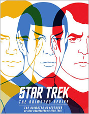 Star Trek: The Animated Series (Blu-ray Disc)