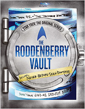 Star Trek: The Original Series – The Roddenberry Vault (Blu-ray Disc)