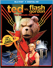 Ted vs. Flash Gordon (Blu-ray Disc)