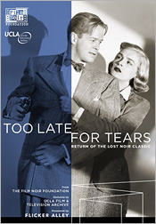 Too Late for Tears (Blu-ray Disc)