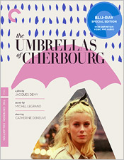 The Umbrellas of Cherbourg (Criterion Blu-ray Disc)
