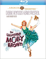 The Unsinkable Molly Brown (Blu-ray Disc)